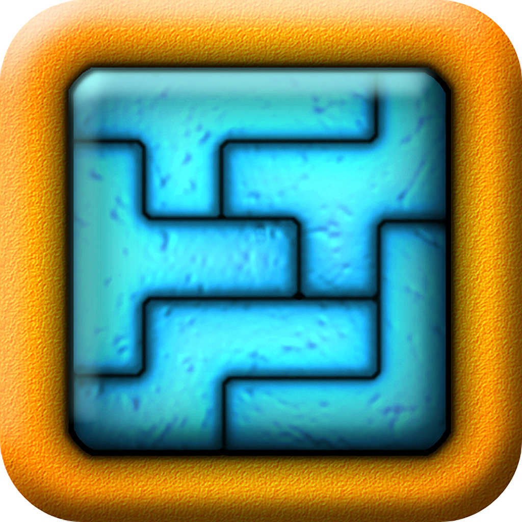 Zentomino - Relaxing alternative to tangram puzzles app icon